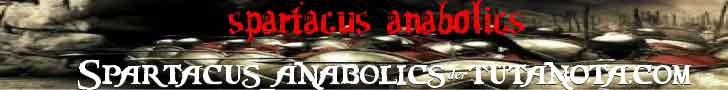 Spartacus Anabolics