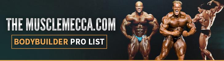 Bodybuilder pro List
