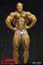 Phil Heath - Mr.Olympia 2009 image #5.jpg
