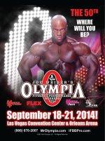 2014 Olympia