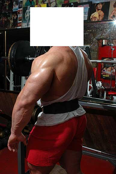 Guess The Body Builder Game. MuscleMecca Edition.