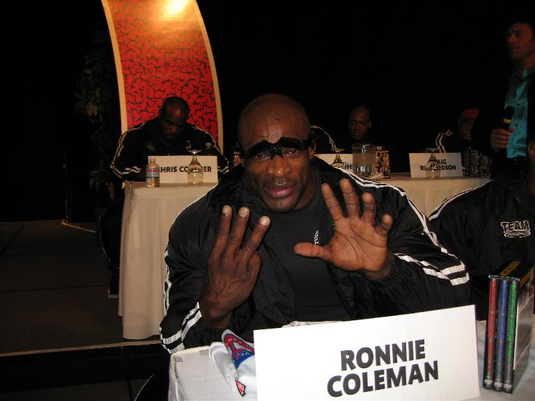 My Big Ronnie Coleman pics