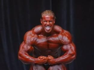 Jay vs Ronnie (2006 Olympia-Basic Poses)