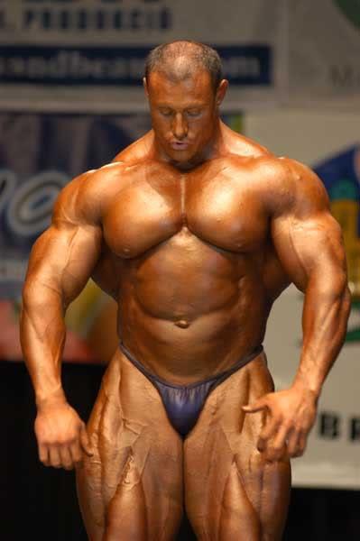 Ugliest body in bodybuilding?