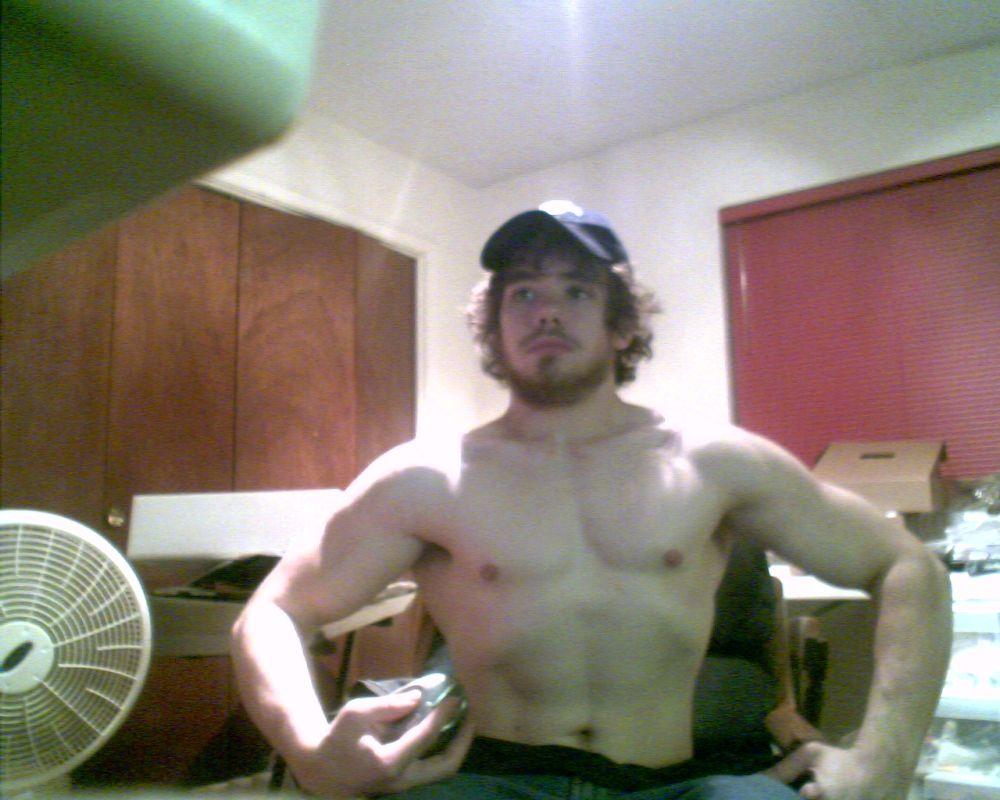 Coming soon- Steves new log of unspoken muscle