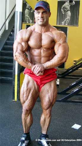 Greatest Body in Bodybuilding