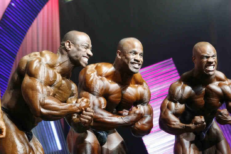 Arnold Classic 2008 Competitors List