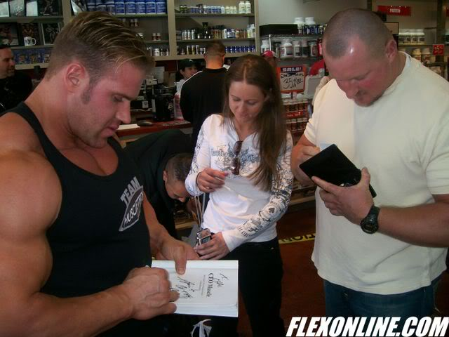 Mr.Olympia in New Mexico