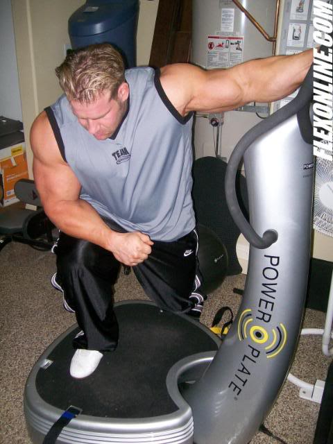 New Jay Cutler training pics