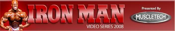 IRONMAN 08 Video Series (DeShaun Grimez)