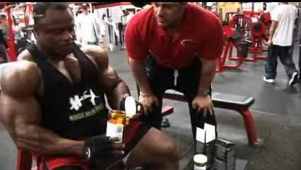 WHO IS THE BEST IFBB PRO OFFSEASON'S CONDITIONED