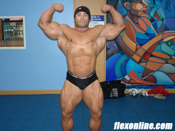Gustavo Baddell - 3 Weeks Out