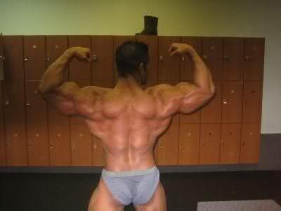 Chris Jalali 3 weeks out / Amateur ARNOLD CLASSIC