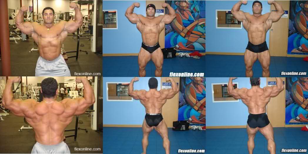 Gustavo's progress to the IRONMAN 08