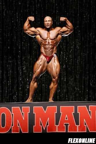 Congrats to Phil Heath - 2008 IRONMAN PRO CHAMPION