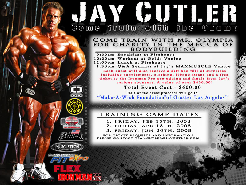 Jay Cutler's training camps UPDATE!