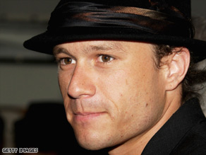 Heath Ledger Death Caused by Overdose