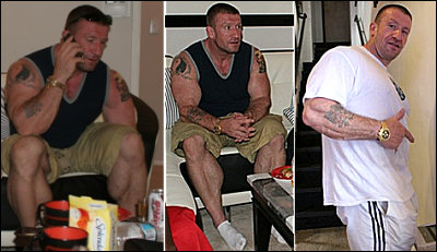 new picture of dorian yates