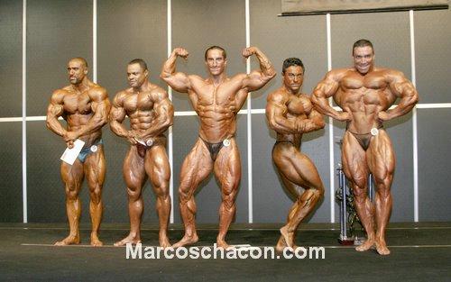 Arturo Casta�eda 3 weeks out (Arnold Amateur)
