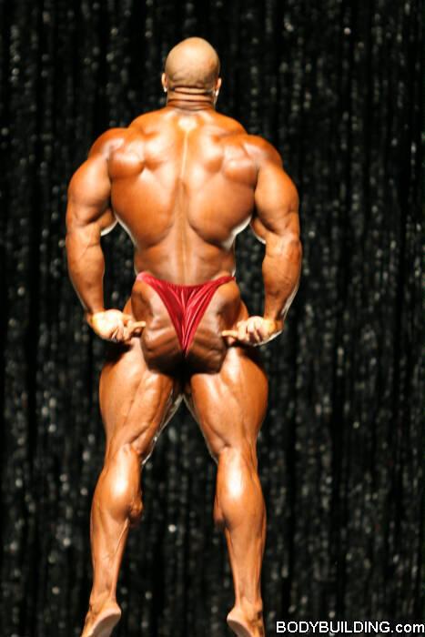 Phil Heath Pre-Judging Pics! IRONMAN 2008