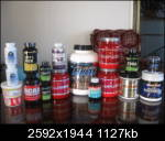 Show Us Your Supps