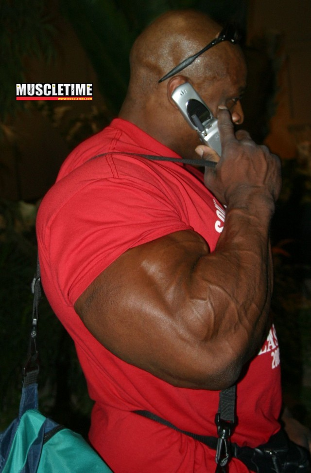 The Best Arms in Bodybuilding Elimination Thread