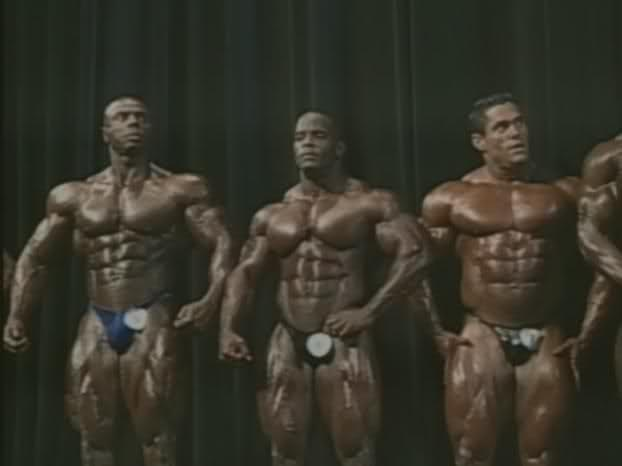 Official Pre-Judging Discussion (ARNOLD CLASSIC 2008)