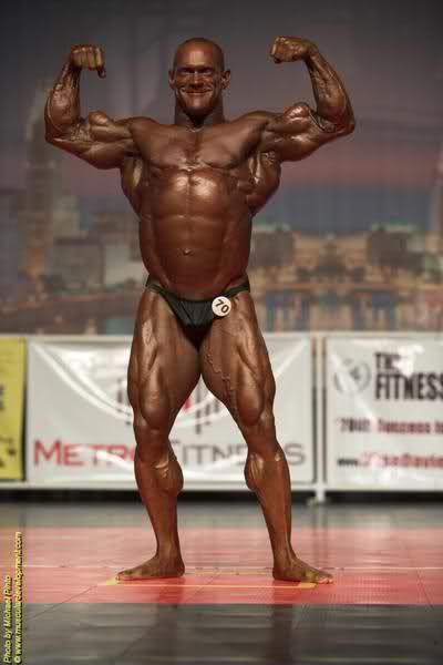 Ugliest body in bodybuilding?