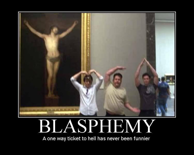 NEWSFLASH!! Crucifixion...