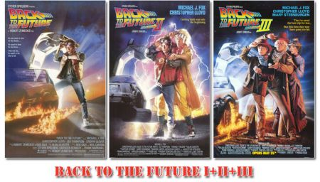Best movie trilogy of all time?
