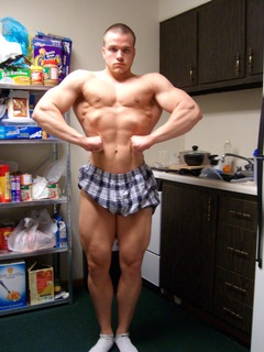 3.5 weeks out (195lbs)