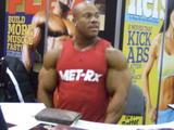Pictures: Tweak & Paul 2008 Arnold Expo