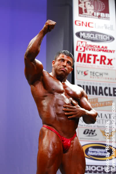 NY PRO 2007 Winners and Pictures