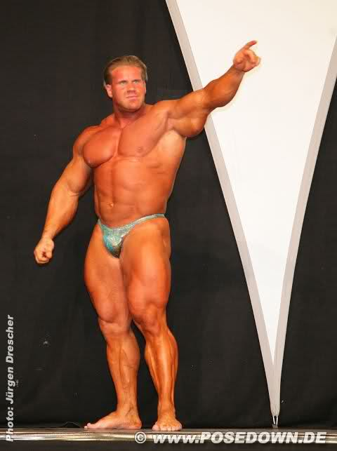 Jay Cutler 6 months out