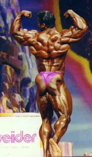 FLEX - THE 20 BEST BACKS OF ALL TIME