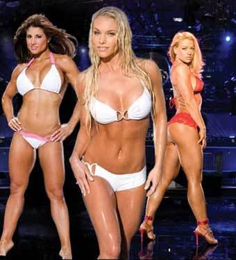 Flex's bikini model search!