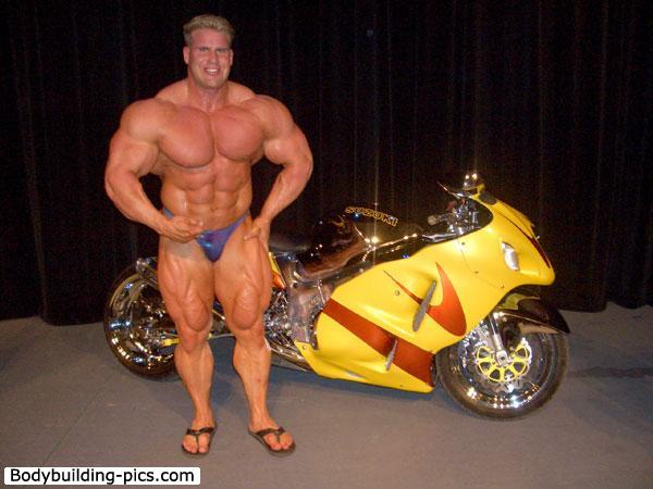 Who is by far the richest IFBB pro?