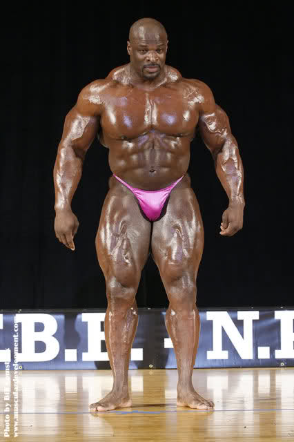 Rumor: Ronnie to do the Olympia 2008?!?