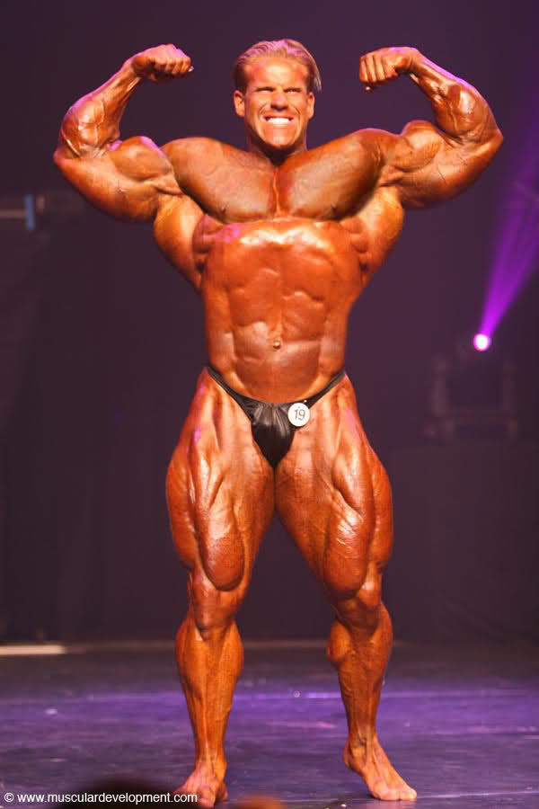 The Perfect  bodybuilder