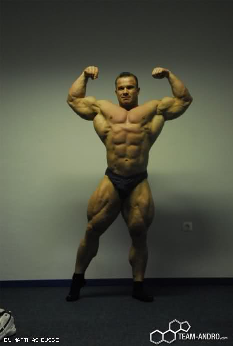 Ronny Rockel is going to win the NY PRO.