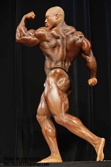Dexter Jackson Vs Phil Heath
