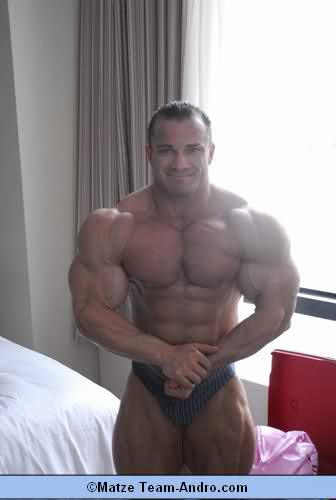 Ronny Rockel 1 day out (NEW YORK PRO)