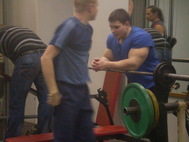 Alexei Lesukov (18 years old)