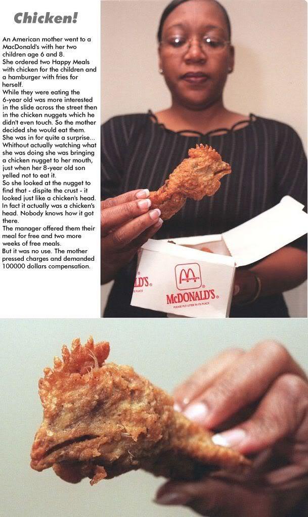 I Love McDonald's