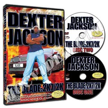 Dexter Jackson : The New DVD