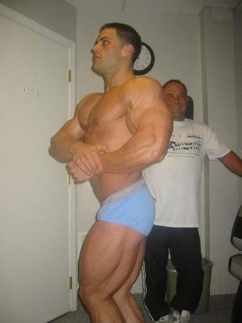 Evan Centopani's evolution
