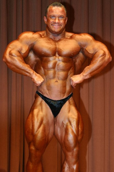 Ronny 6 days out (NEW YORK PRO)