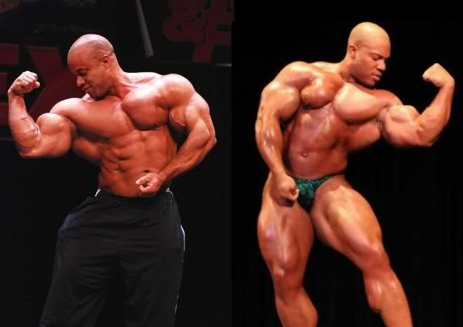 Phil Heath is in for a battle
