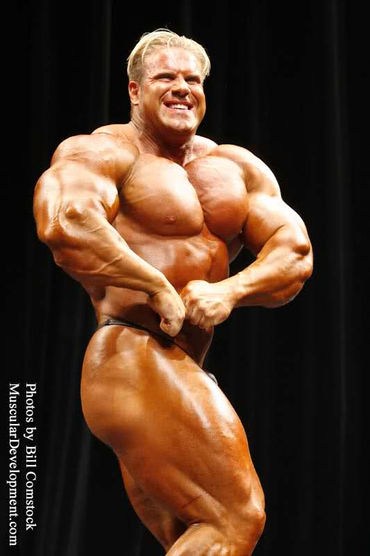 Jay Cutler 15 weeks out- Mr.Olympia 2008
