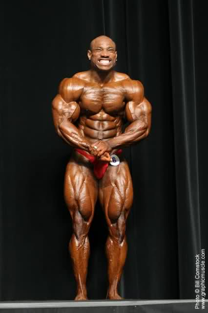 Your pick to win Mr.Olympia 2008?